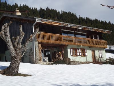 Photo for Morzine- Les Gets - Family chalet-10 people