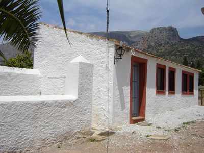 Photo for Cottage for 2 persons in old andalusian farmhouse with swimming pool