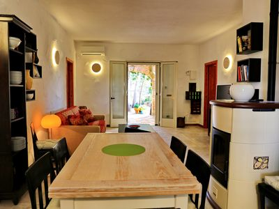 Photo for Villa for 8 people surrounded by a wooded park of 7000m2