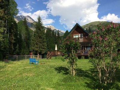 Photo for Mountain Cabin in Golden, BC