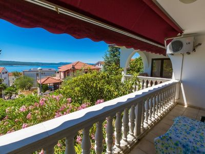 Photo for 1BR Apartment Vacation Rental in Crikvenica, Kvarner Festland