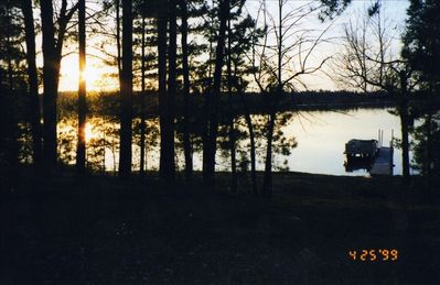 Photo for Relax at a Private Lake Cottage on 3rd Crow Wing Lake