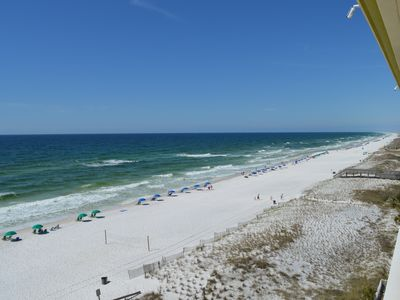 Photo for Top Floor Gulf Front with Fantastic View-Read Reviews !