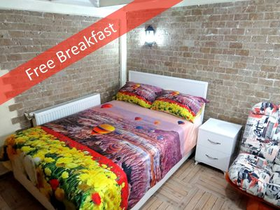 Photo for 1BR Apartment Vacation Rental in Istanbul, İstanbul