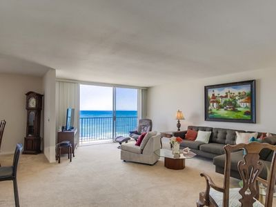 Photo for Oceanfront 2 bed, May/June special 160 per nite