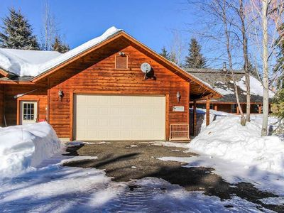 Photo for 3 BR/2 BA with Mountain View, Private Hot Tub & WiFi in McCall