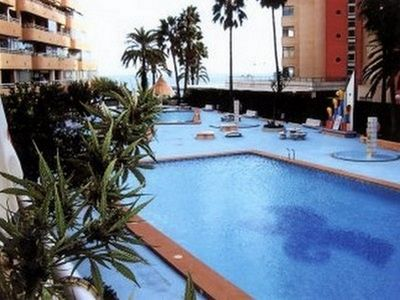Photo for Northern  Costa  Blanca Front Line 1st Floor Apartment 2 mins to beach