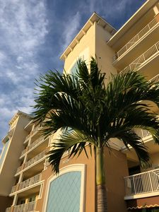 Photo for Beautiful water view spacious 3 Bed Condo just steps from Indian Shores Beach.