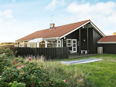 Photo for Spacious Holiday Home in Thisted with Sauna
