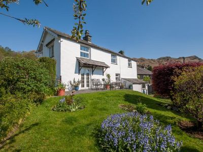 Photo for Comfortable Holiday Home with Manicured Garden at Elterwater