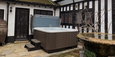 Hot Tub New for 2020
