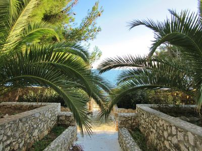 Photo for Villa seafront, Trogir, Croatia