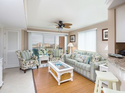 Photo for 2 BR Unit With Ocean Views - Close to the Convention Center and Seacrets!
