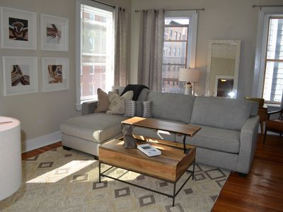 Photo for Beautiful, convenient 2BR/1BA in the North End
