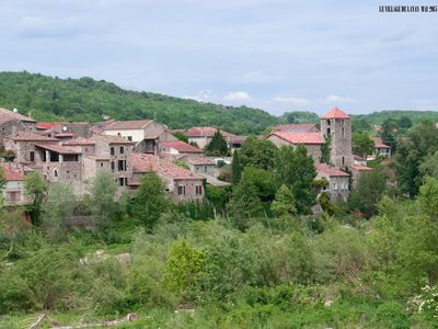 Photo for VILLAGE HOUSE in the heart of South Ardeche