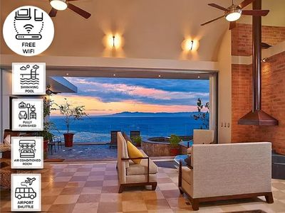 Photo for 5BR House Vacation Rental in Puerto Vallarta, Jalisco
