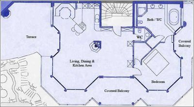 Apartment A Floorplan