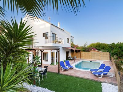 Photo for CHALET WITH PRIVATE POOL AND GOLF COURSE'S VIEW IN MÁLAGA COUNTRYSIDE