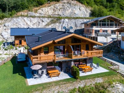Photo for Spacious and luxury holiday home with private sauna, near 3 skiing areas