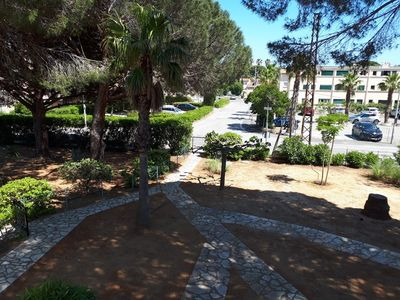 Photo for APARTMENT QUARTER OF THE PARK OF CAVALAIRE FOR 5 TO 150 M OF THE BEACH.