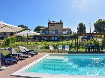 Photo for 5BR House Vacation Rental in Amelia, Umbria