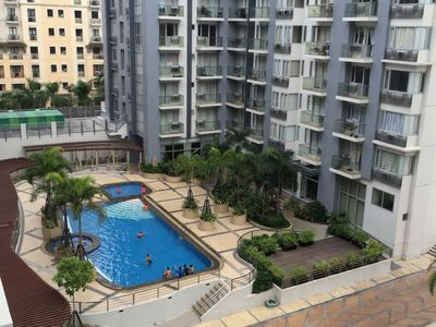 Photo for Best Location! Studio Condo near Manila Airport 5 minutes away