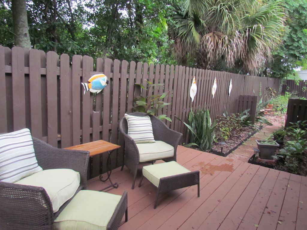 Butterfly Garden Cozy Cottage   Winter Park / Orlando. Parks, Beaches,  Activity