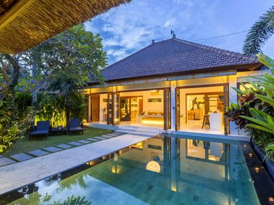Photo for 2 Bedroom Villa in Seminyak Bali with private pool