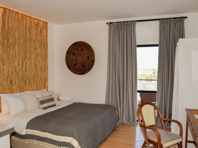 Photo for Spacious superior sea view room