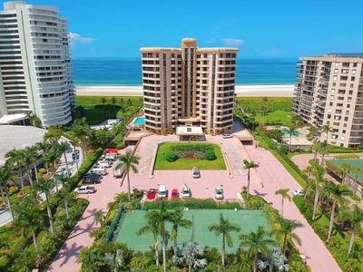 Photo for NEW LISTING Marco Island Beachfront Condo Sleeps 6