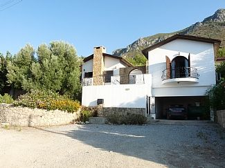 Photo for Secluded Luxury Villa With Private Pool And Stunning Sea And Mountain Views