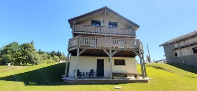Photo for Chalet 360°, L'Essenti'Aile