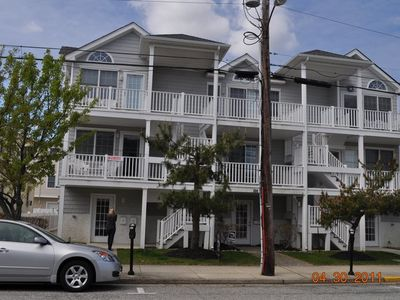 Photo for 3BD, 2BA 1 BLK FROM THE BEACH.  BOOK FOR 2019 NOW