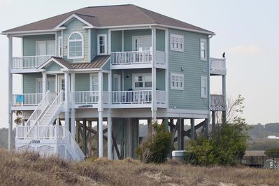 Your vacation rental home awaits..........