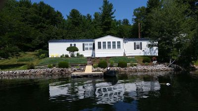 Photo for Charming House  13  feet from lake  with Breathtaking Water Views for Rent
