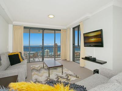 Photo for Apartment 2216 offers stunning panoramic views of the Surfers Paradise