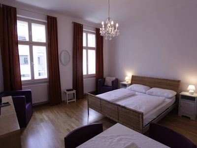 Photo for Quiet and central living at the Augarten