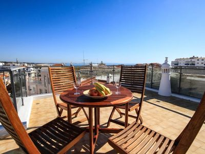 Photo for Townhouse in the Center! Beautiful rooftop terrace and 360 degree magic views.