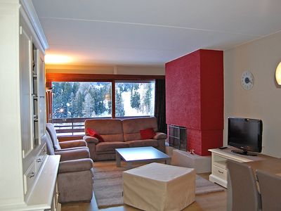 Photo for Apartment in the center of Siviez with Lift, Parking, Internet, Balcony (42899)