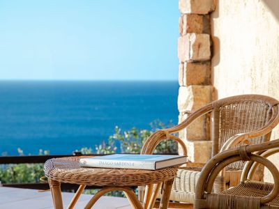 Photo for Beautiful Villa Aurora Close to Beach with Sea View, Garden, Balcony & Terrace; Parking Available