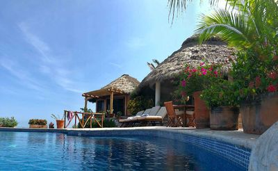 Photo for La Casa Ortalis (formerly La Casa Palapa) - Spectacular Oceanfront Home!