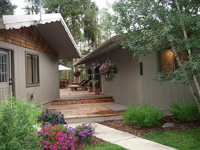 Front Walk - Take the beautifully landscaped front walk to the front door on the left.