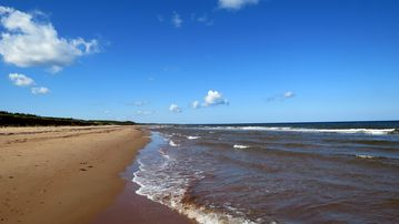 Greenwich Beach, Saint Peters Bay, Prince Edward Island, Canada