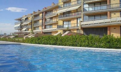 Photo for OLEA-  FRONT LINE APPARTMENT, SEA AND POOL VIEW, 3 BEDROOMS (direct ownver)