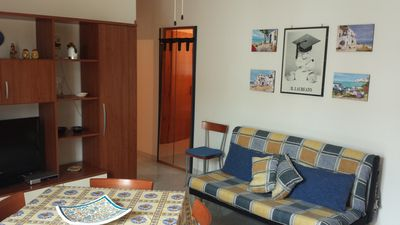 Photo for Full optional apartment in the middle of everythink, close to the beautiful sea.