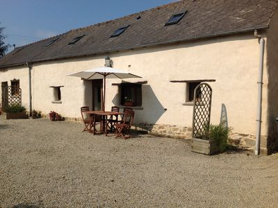 Photo for Sage Cottage - Tastefully refurbished gite, near Dinan