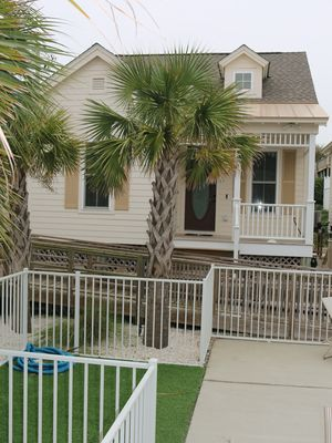Photo for SEPT SALE! Luxury Bungalow w Pool Steps from Beach, Shopping, Restaurant & Bars