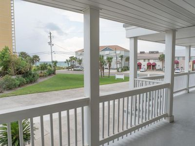 Photo for Family Friendly Condo Steps From the Beach!