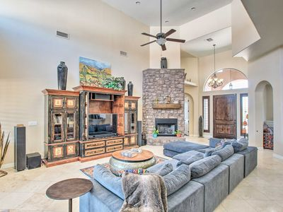 Photo for Spacious Scottsdale Home w/ Pool, Near Golf Course