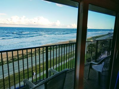 "Photo for Spectacular Ocean and Pool View from this ""Top Floor"" Condominium !!"
